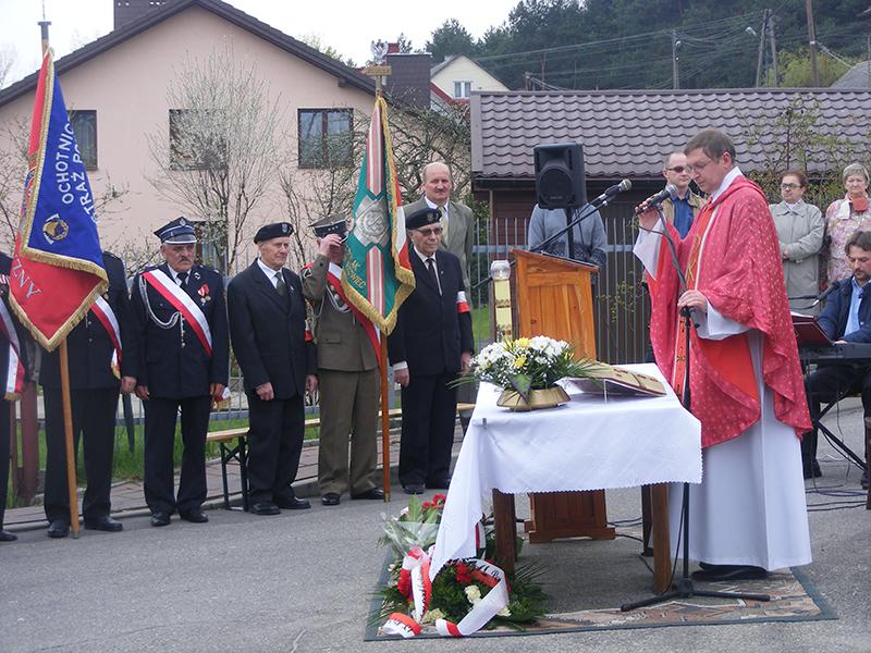 153 rocznica Bitwy pod Golczowicami 2016 r. (23.04.2016) [003]