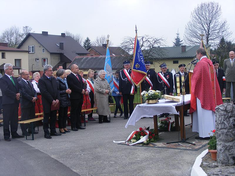 153 rocznica Bitwy pod Golczowicami 2016 r. (23.04.2016) [005]
