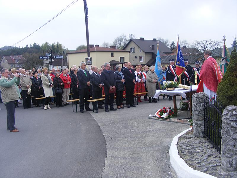 153 rocznica Bitwy pod Golczowicami 2016 r. (23.04.2016) [006]