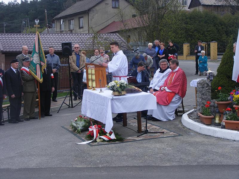 153 rocznica Bitwy pod Golczowicami 2016 r. (23.04.2016) [007]