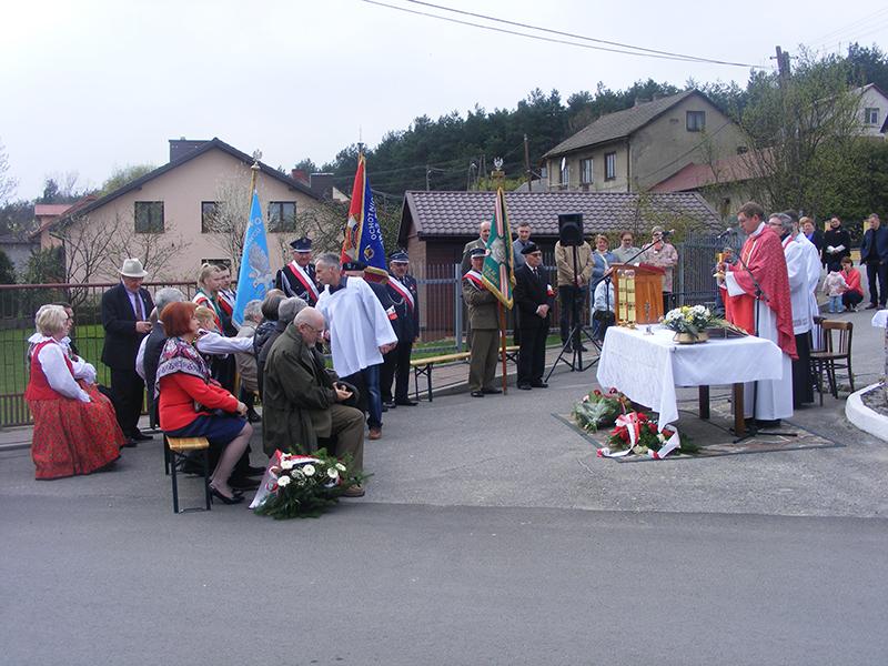 153 rocznica Bitwy pod Golczowicami 2016 r. (23.04.2016) [010]