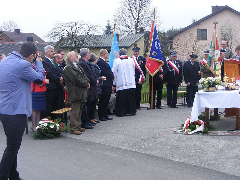 153 rocznica Bitwy pod Golczowicami 2016 r. (23.04.2016) [012]