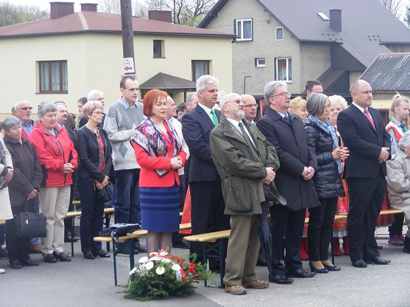 153 rocznica Bitwy pod Golczowicami 2016 r. (23.04.2016) [013]