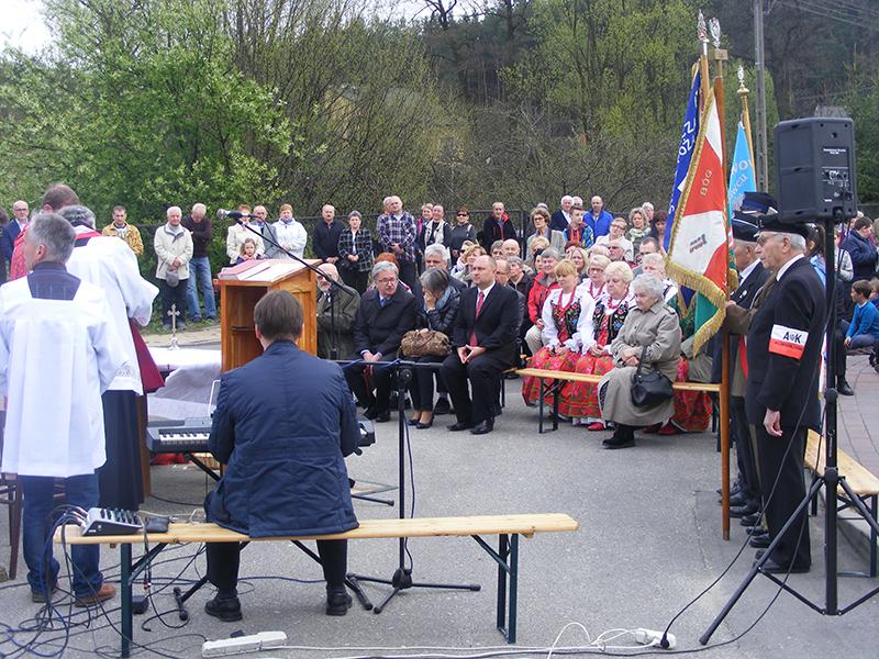 153 rocznica Bitwy pod Golczowicami 2016 r. (23.04.2016) [015]