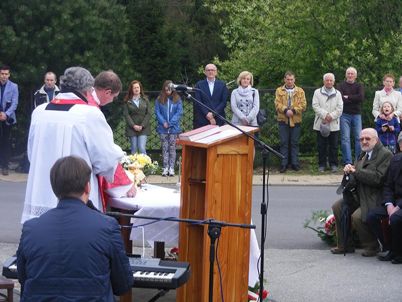 153 rocznica Bitwy pod Golczowicami 2016 r. (23.04.2016) [016]