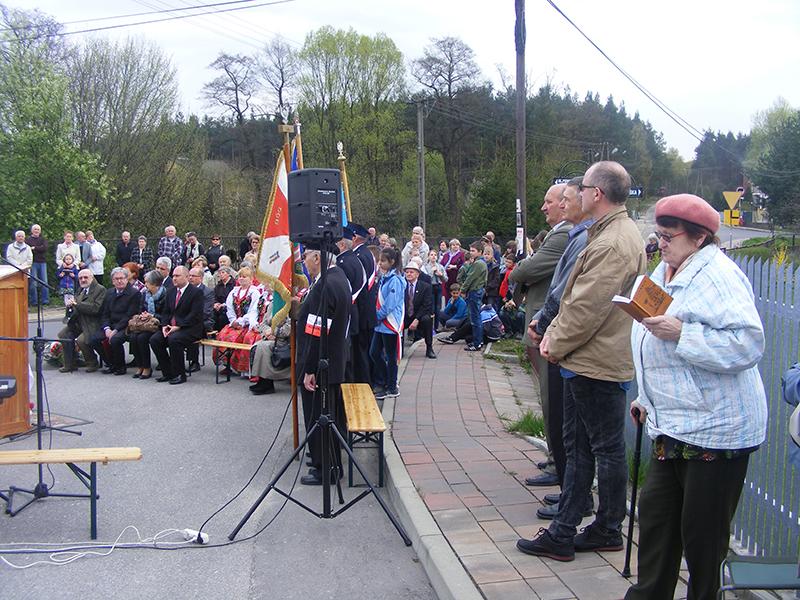 153 rocznica Bitwy pod Golczowicami 2016 r. (23.04.2016) [018]