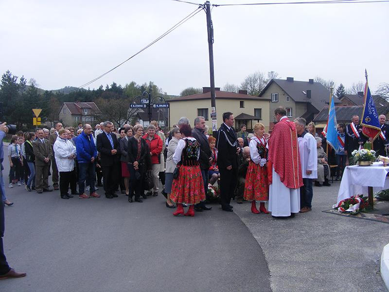 153 rocznica Bitwy pod Golczowicami 2016 r. (23.04.2016) [020]