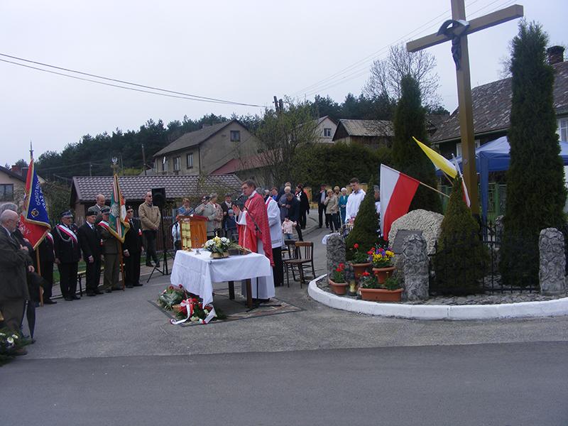 153 rocznica Bitwy pod Golczowicami 2016 r. (23.04.2016) [022]