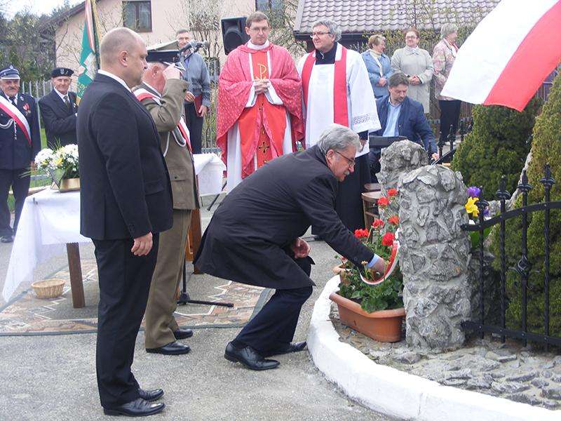 153 rocznica Bitwy pod Golczowicami 2016 r. (23.04.2016) [023]