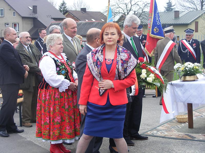 153 rocznica Bitwy pod Golczowicami 2016 r. (23.04.2016) [026]