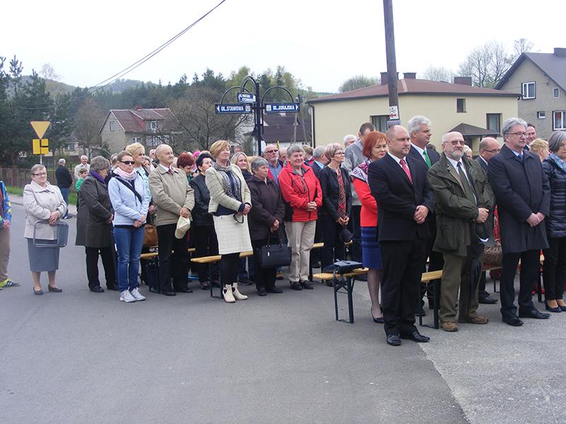 153 rocznica Bitwy pod Golczowicami 2016 r. (23.04.2016) [029]