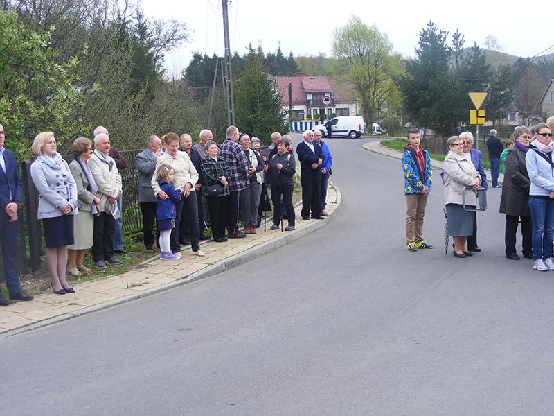 153 rocznica Bitwy pod Golczowicami 2016 r. (23.04.2016) [030]