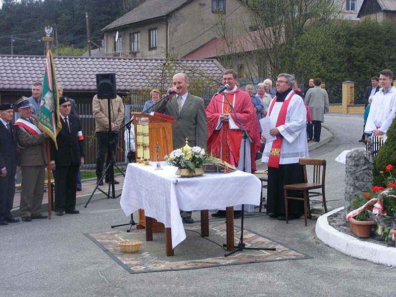 153 rocznica Bitwy pod Golczowicami 2016 r. (23.04.2016) [031]