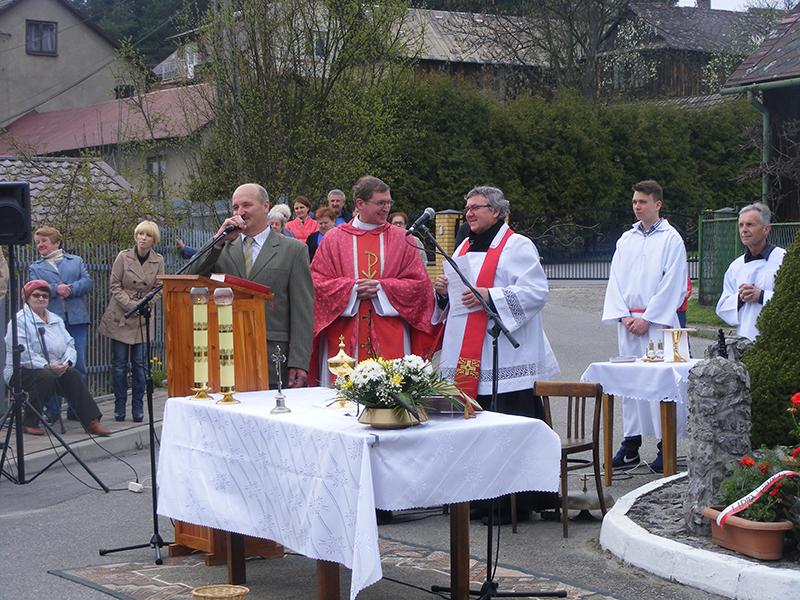 153 rocznica Bitwy pod Golczowicami 2016 r. (23.04.2016) [032]