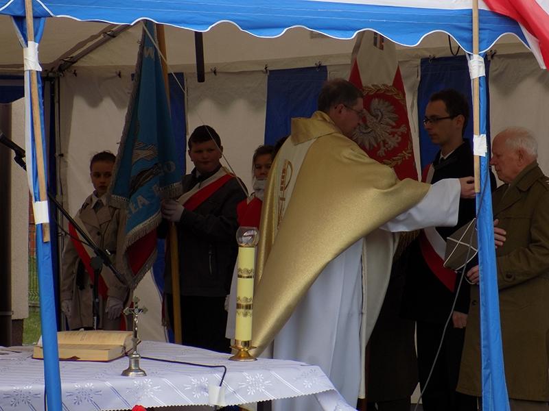 154 rocznica Bitwy pod Golczowicami 2017 r. (22.04.2017) [020]