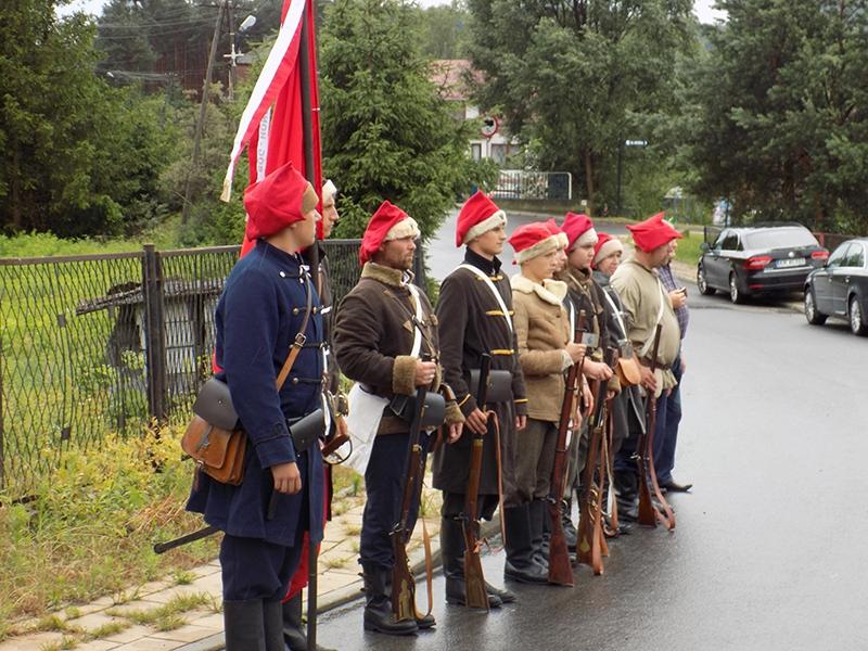 155 rocznica Bitwy pod Golczowicami 2018 r. (23.06.2018) [002]