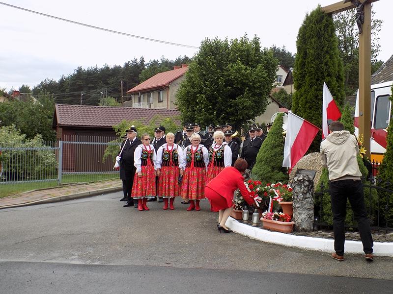 155 rocznica Bitwy pod Golczowicami 2018 r. (23.06.2018) [006]