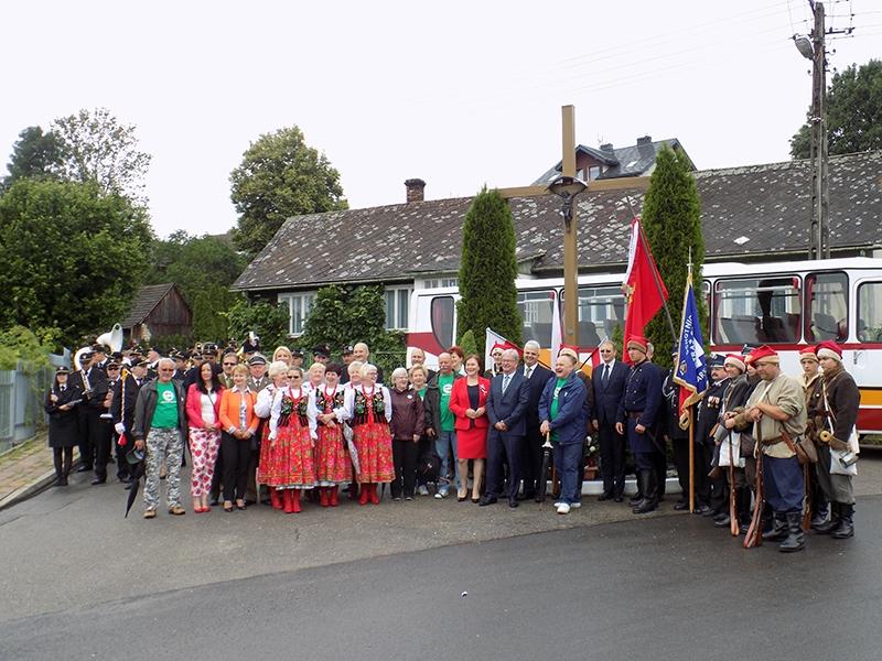 155 rocznica Bitwy pod Golczowicami 2018 r. (23.06.2018) [009]