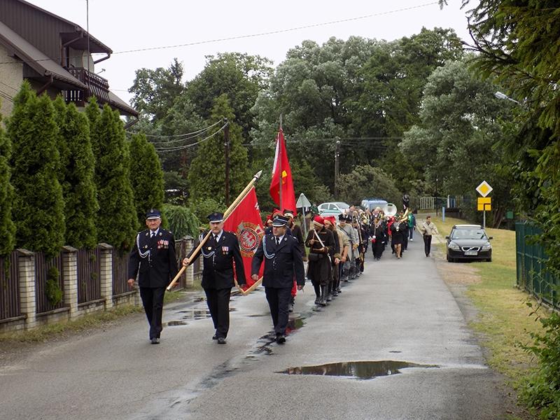 155 rocznica Bitwy pod Golczowicami 2018 r. (23.06.2018) [010]