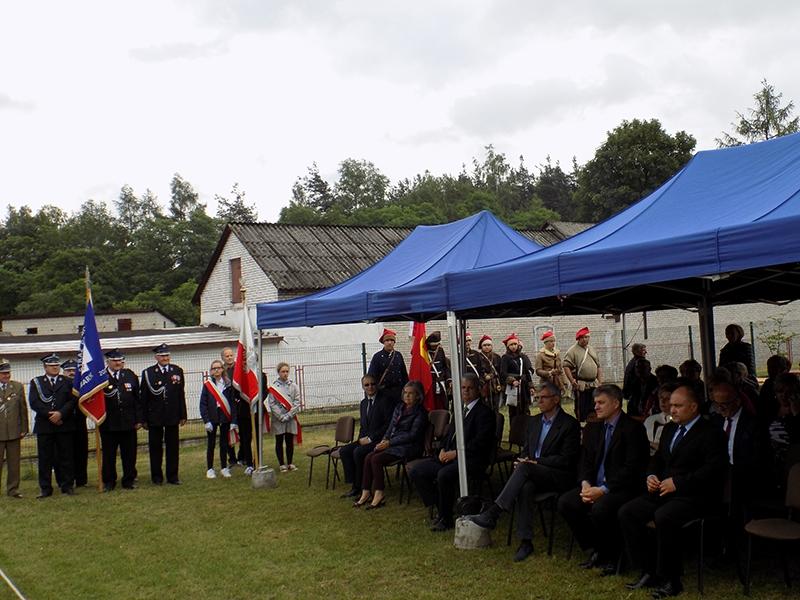155 rocznica Bitwy pod Golczowicami 2018 r. (23.06.2018) [012]