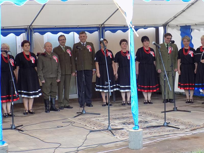 155 rocznica Bitwy pod Golczowicami 2018 r. (23.06.2018) [037]