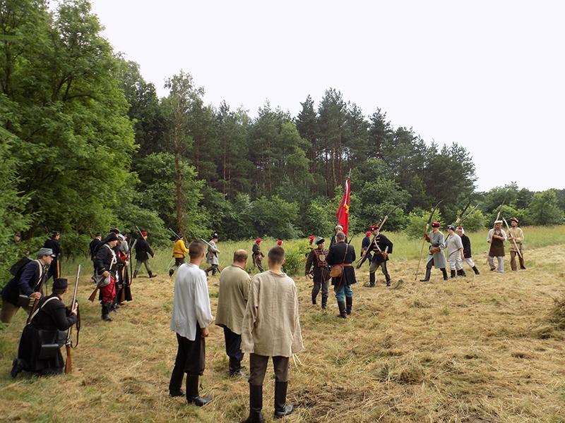 155 rocznica Bitwy pod Golczowicami 2018 r. (23.06.2018) [043]