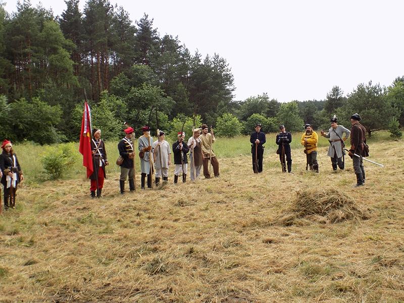 155 rocznica Bitwy pod Golczowicami 2018 r. (23.06.2018) [044]