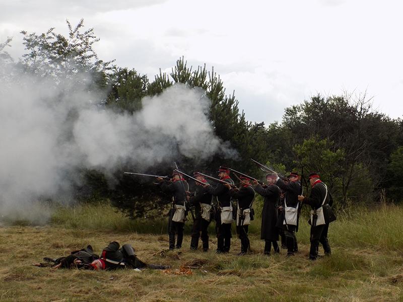 155 rocznica Bitwy pod Golczowicami 2018 r. (23.06.2018) [052]