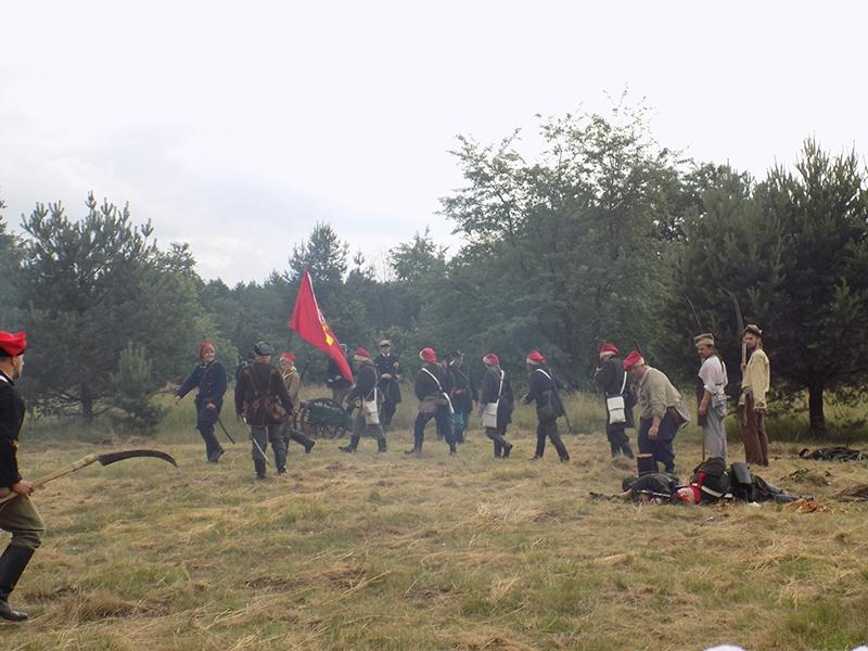 155 rocznica Bitwy pod Golczowicami 2018 r. (23.06.2018) [058]