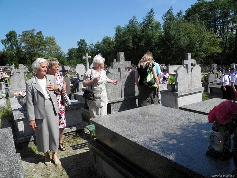 25 lecie kapłaństwa ks. Leszka Kapeli 2011 r. (05.06.2011) [011]