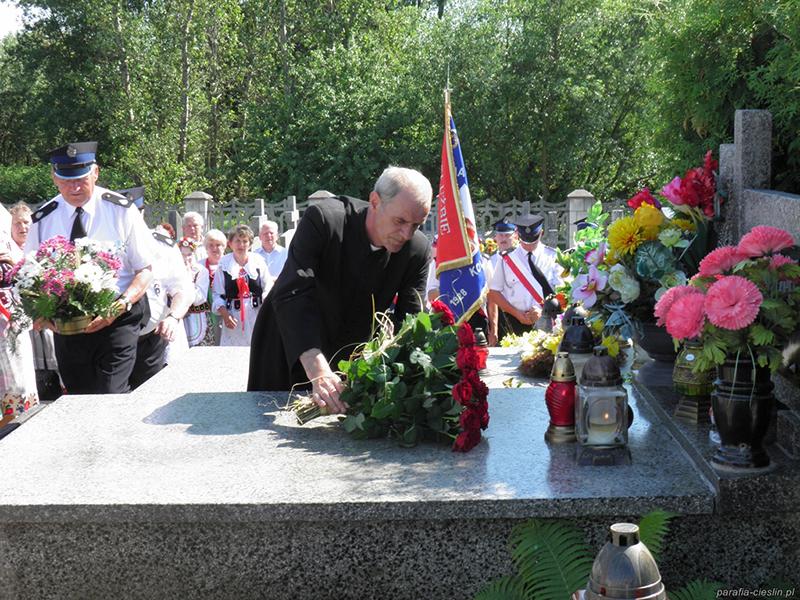 25 lecie kapłaństwa ks. Leszka Kapeli 2011 r. (05.06.2011) [017]