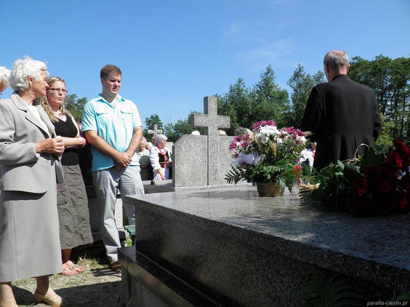 25 lecie kapłaństwa ks. Leszka Kapeli 2011 r. (05.06.2011) [022]