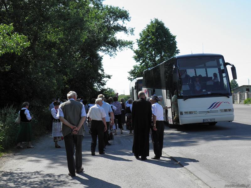25 lecie kapłaństwa ks. Leszka Kapeli 2011 r. (05.06.2011) [029]