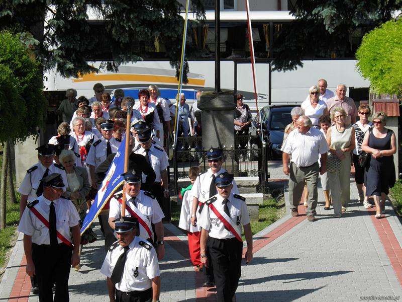 25 lecie kapłaństwa ks. Leszka Kapeli 2011 r. (05.06.2011) [032]