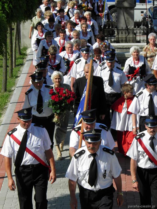 25 lecie kapłaństwa ks. Leszka Kapeli 2011 r. (05.06.2011) [033]