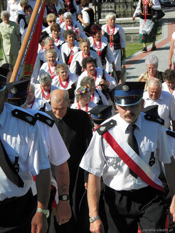 25 lecie kapłaństwa ks. Leszka Kapeli 2011 r. (05.06.2011) [034]