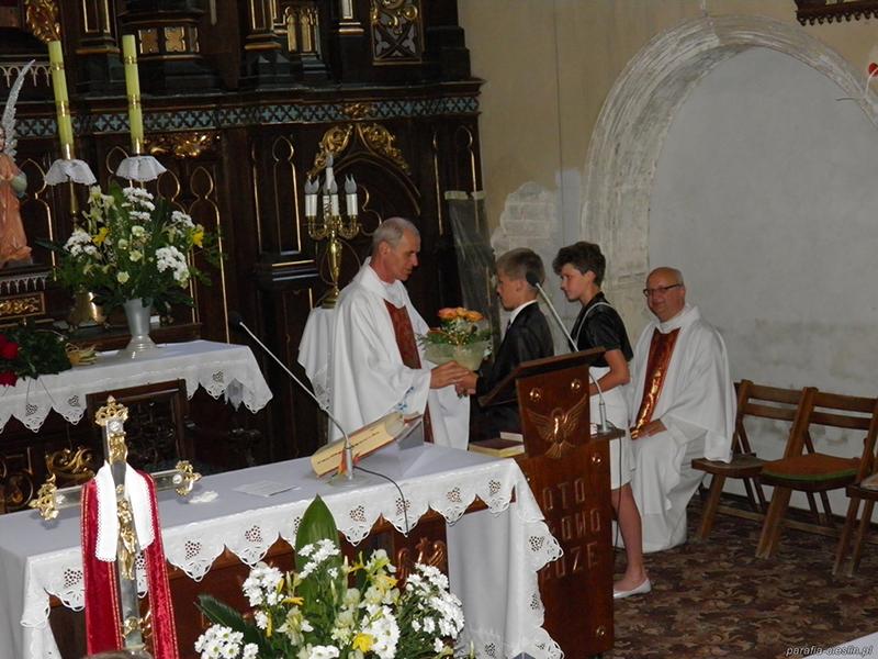 25 lecie kapłaństwa ks. Leszka Kapeli 2011 r. (05.06.2011) [050]