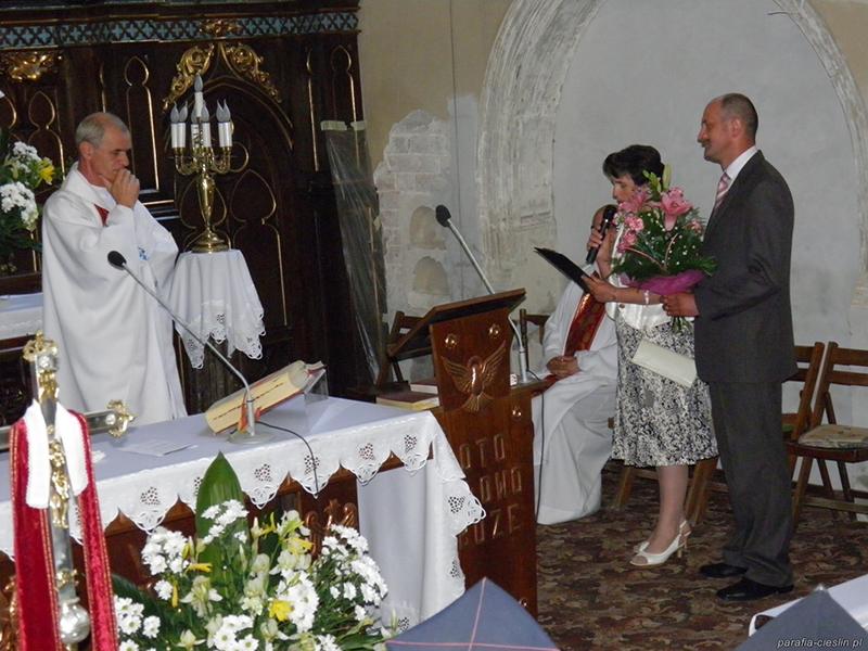 25 lecie kapłaństwa ks. Leszka Kapeli 2011 r. (05.06.2011) [052]