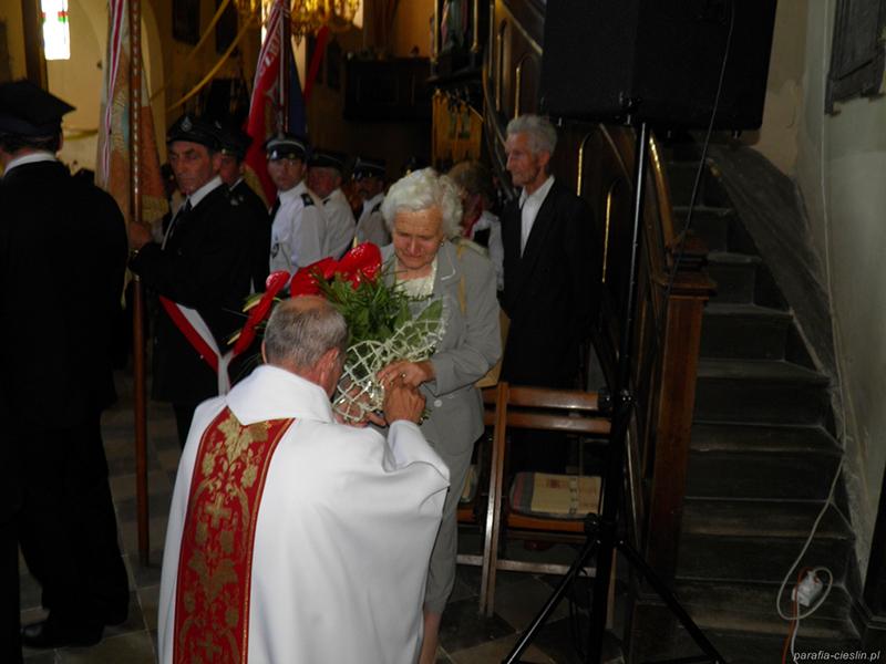 25 lecie kapłaństwa ks. Leszka Kapeli 2011 r. (05.06.2011) [060]