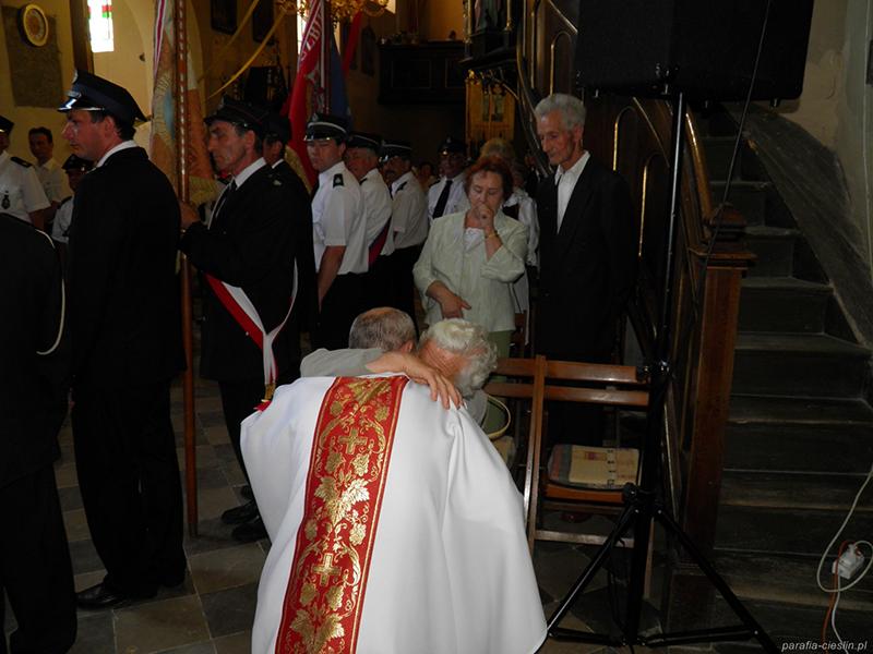 25 lecie kapłaństwa ks. Leszka Kapeli 2011 r. (05.06.2011) [061]