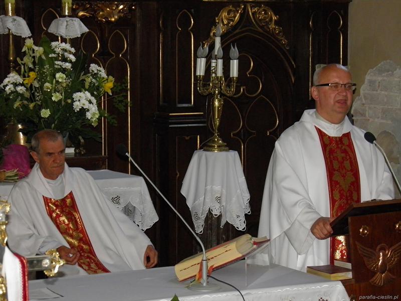 25 lecie kapłaństwa ks. Leszka Kapeli 2011 r. (05.06.2011) [062]
