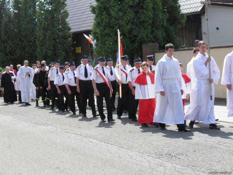 25 lecie kapłaństwa ks. Leszka Kapeli 2011 r. (12.06.2011) [066]