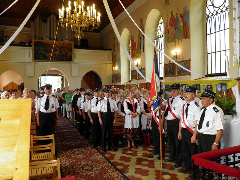 25 lecie kapłaństwa ks. Leszka Kapeli 2011 r. (12.06.2011) [076]