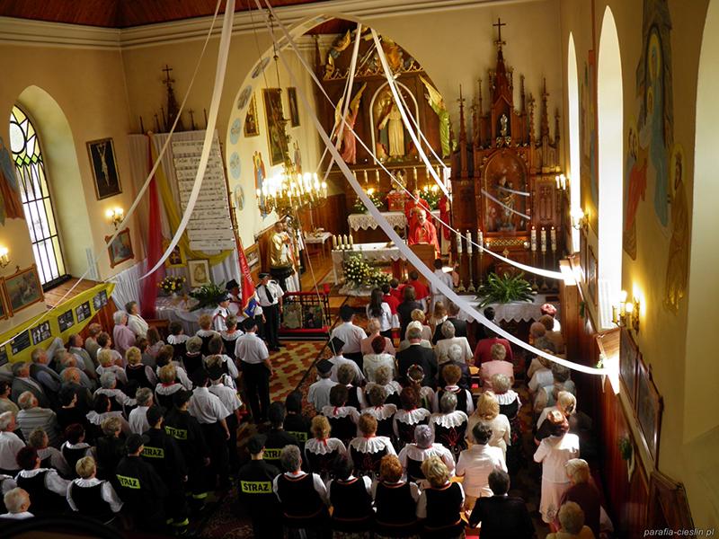 25 lecie kapłaństwa ks. Leszka Kapeli 2011 r. (12.06.2011) [081]