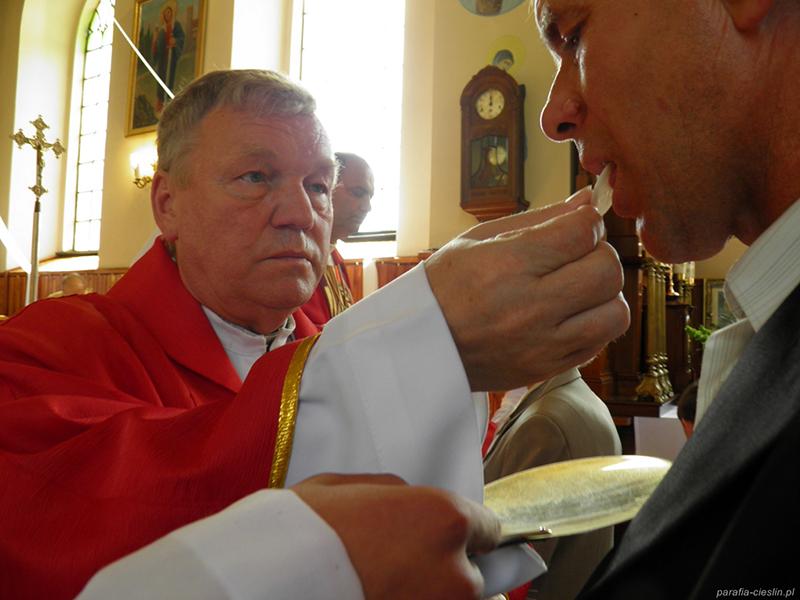 25 lecie kapłaństwa ks. Leszka Kapeli 2011 r. (12.06.2011) [085]