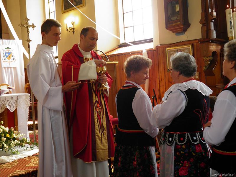 25 lecie kapłaństwa ks. Leszka Kapeli 2011 r. (12.06.2011) [087]