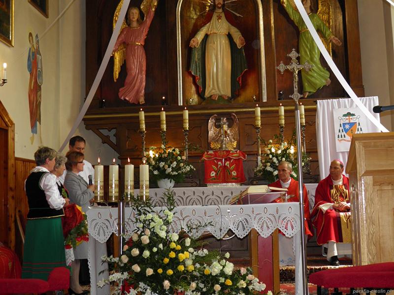 25 lecie kapłaństwa ks. Leszka Kapeli 2011 r. (12.06.2011) [091]