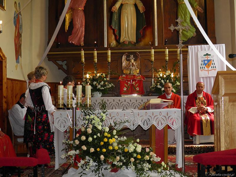 25 lecie kapłaństwa ks. Leszka Kapeli 2011 r. (12.06.2011) [092]