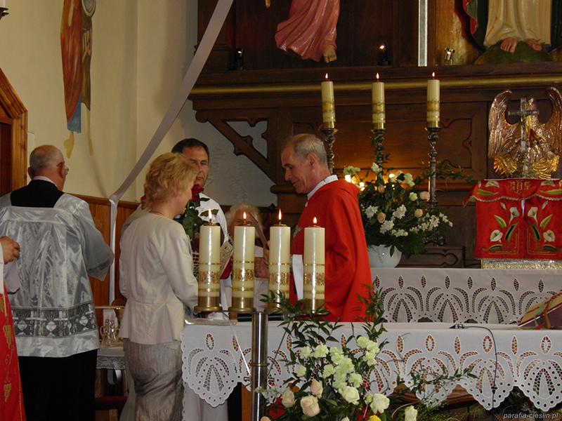 25 lecie kapłaństwa ks. Leszka Kapeli 2011 r. (12.06.2011) [099]