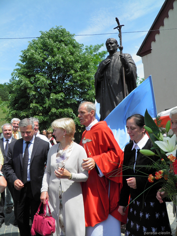 25 lecie kapłaństwa ks. Leszka Kapeli 2011 r. (12.06.2011) [106]